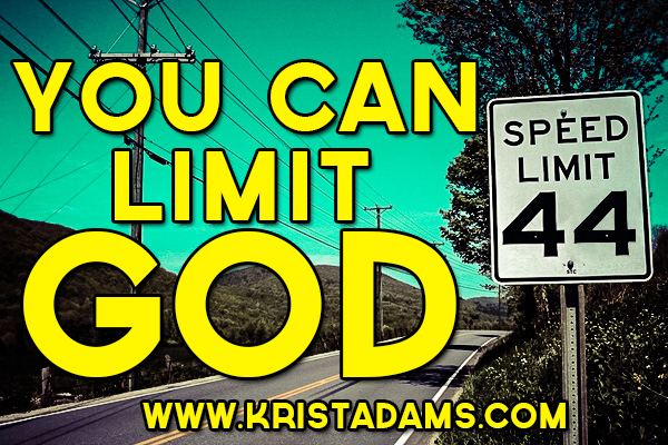 limit God