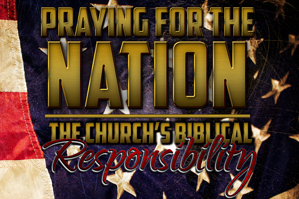 praying for the nation audio featured