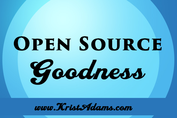 open source goodness